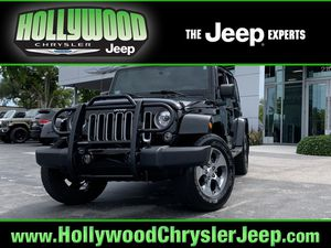 2017 Jeep Wrangler Unlimited for Sale in Hollywood, FL