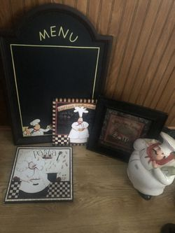 Chef theme items for Sale in Martinsburg,  WV