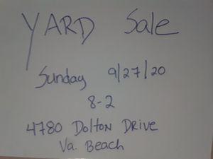Yardsale for Sale in Virginia Beach, VA