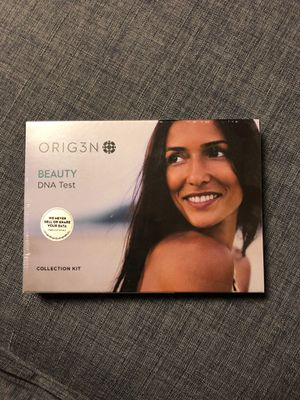 Orig3n Beauty DNA Test Kit for Sale in Jersey City, NJ