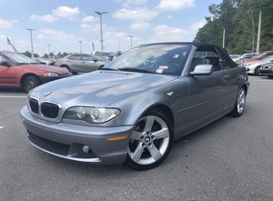 2004 BMW 325Ci Cabriolet Convertible for Sale in Miromar Lakes, FL