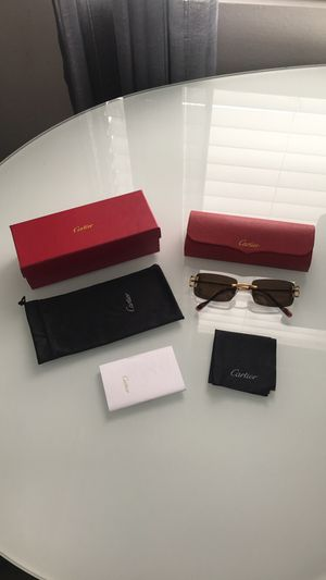 Cartier Sunglasses for Sale in West Covina, CA