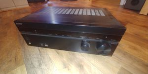 Sony stereo receiver for Sale in Houston, TX