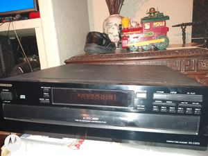 Onkyo 6 disc changer $20 for Sale in Modesto, CA