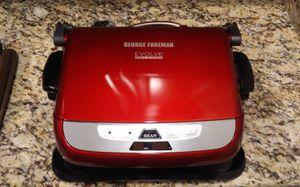 George Foreman Evolve Grill System + Crock Pot free!! for Sale in Winter Garden, FL