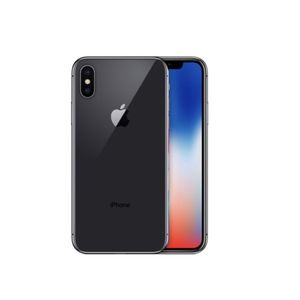 Apple iPhone X 64GB Factory Unlocked (Black/White) for Sale in Lorton, VA