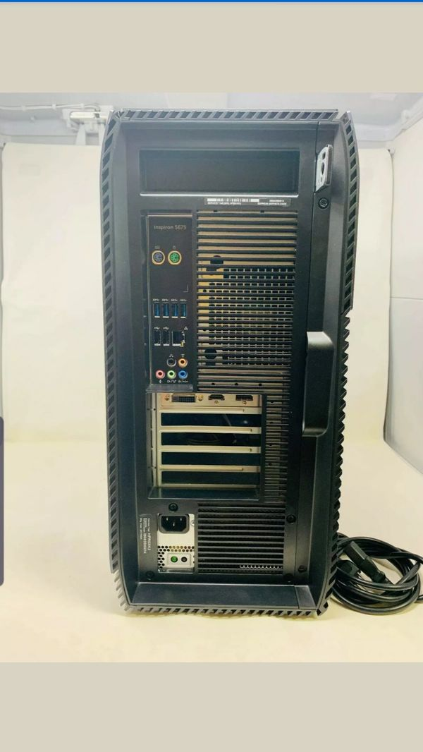 Gaming PC Dell 5675 Tower Computer