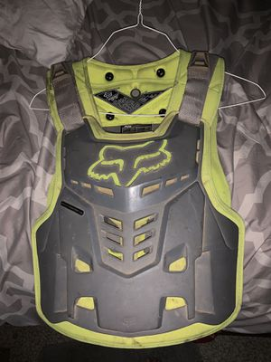 Fox chest protector size medium/small for Sale in San Diego, CA
