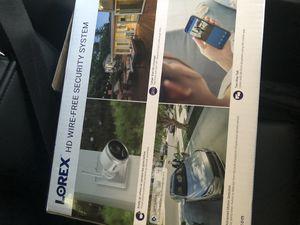Lorex wireless camera for Sale in Baltimore, MD