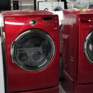☀Huge Sale store full of nice reconditioned refrigerator washer dryer stove stackable+financing available free warranty for Sale in Des Moines, WA
