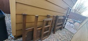 2x twin bunk beds or singles for Sale in Colorado Springs, CO