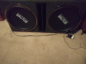 "15"" Subs for Sale in Columbia, TN"