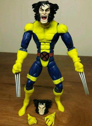 Wolverine X-Men Action Figure marvel legends comics toy for Sale in Marietta, GA