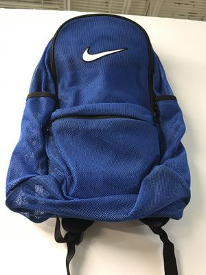 Nike Mesh SAMPLE Backpack for Sale in Tampa, FL