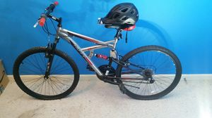 Huffy Mountain bike and Helmet for Sale in Lithonia, GA