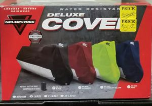 Motorcycle Cover (New) protect your investment all sizes for Sale in San Diego, CA