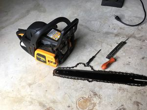 Poulan 42cc Chainsaw for Sale in Glenelg, MD