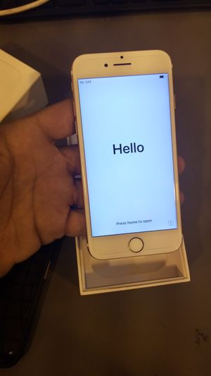 iPhone 7 unlocked for Sale in Miami, FL