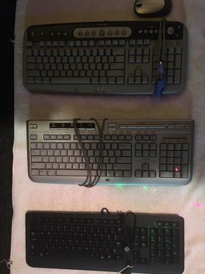 Computer keyboard for Sale in Cleveland, OH