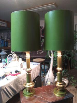 Set Of Brass Lamps for Sale in Glendale, AZ