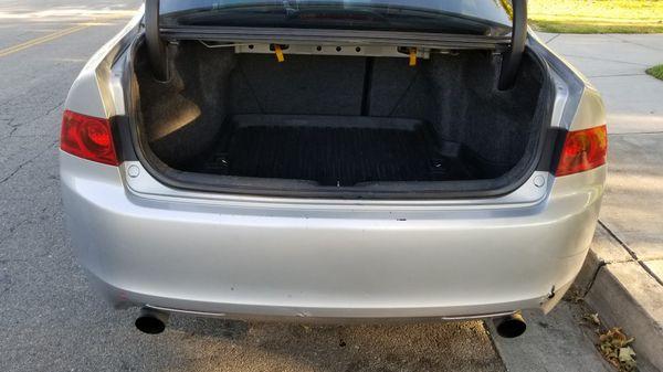 ❗️PART OUT❗️2004 Acura TSX Graphite Pearl K24 Suspension Interior Hood Bumper Headlights Navi