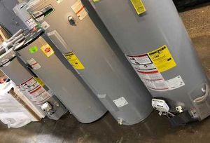 Gas and Electric Water Heaters C8 O for Sale in Dallas, TX