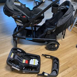 Graco Uno2Duo Travel System for Sale in Miami, FL