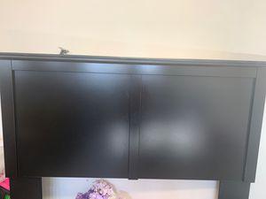 Black bed frame for Sale in Modesto, CA