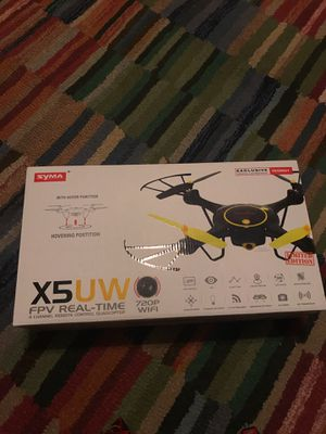 sums X5UW real time drone. Been open once for Sale in Hazelwood, MO