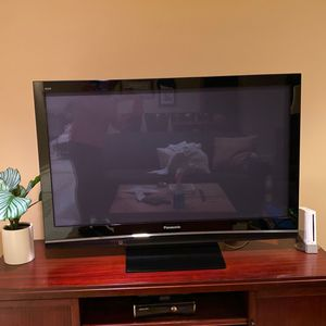 """Flat Screen 50"""" TV Panasonic for Sale in Lake Zurich, IL"""