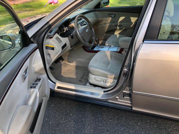 2007 Hyundai Azera 4DR Sedan