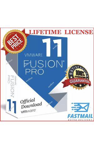 VMWARE FUSION PRO 11 2019 Genuine License Key for Sale in Los Angeles, CA