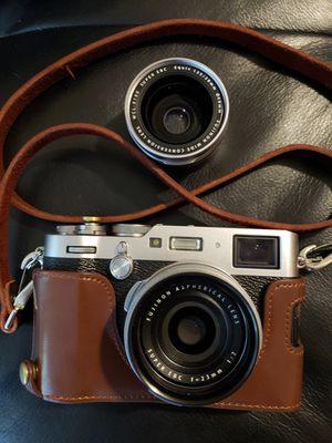 Fujifilm camera for Sale in Bremerton, WA