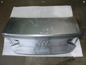 2011 2012 2013 2014 AUDI A8 S8 TRUNK LID OEM for Sale in Compton, CA