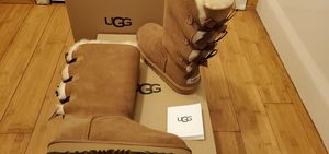 Bailey Bow Tall UGG boots size 6,7 and 8 in women for Sale in Lynwood, CA