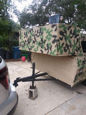 Home made camper for Sale in DeLand, FL