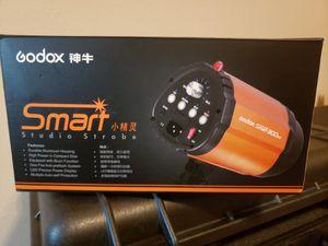 Godox smart 300 studio strobe for Sale in Spring, TX