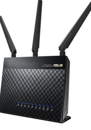 Asus AC Dual Band WiFi Router for Sale in San Antonio, TX