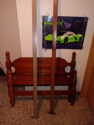 Twin size bed frame for Sale in Fennville, MI
