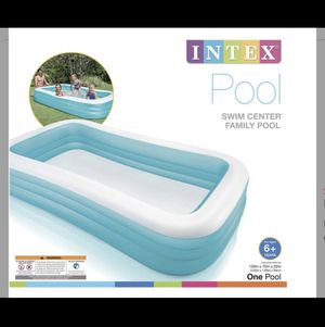 In hand intex inflatable pool for Sale in Rio Vista, CA