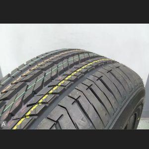 255 50 19 Bridgestone Dueler H/L 400 Run Flat with 100% Tread 11/32 H 107 #10157 for Sale in Miami, FL