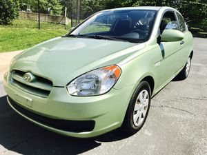 2007 Hyundai Accent Coupe 2DR - like new interior for Sale in Capitol Heights, MD