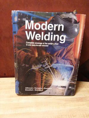 Welding book for Sale in Lumberton, TX