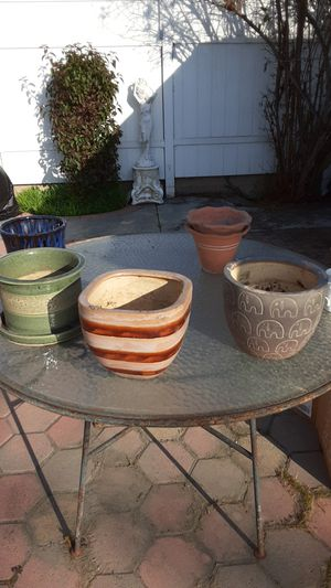 Planters (read) for Sale in Cypress, CA