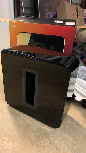 Sonos Sub for Sale in Coppell, TX