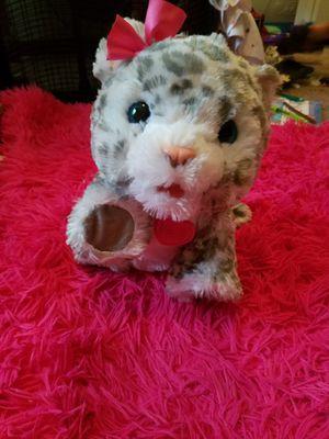 Snow Leopard Fur Real Friend for Sale in Lorena, TX