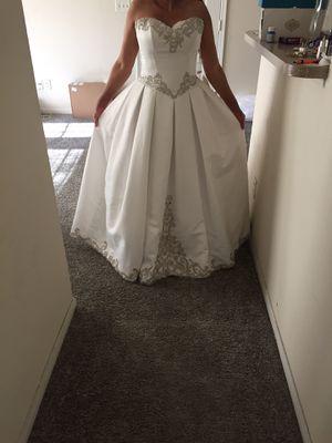 Size 10 Wedding Dress for Sale in Dallas, TX