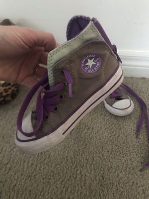 Kids converse size 7 for Sale in Toms River, NJ