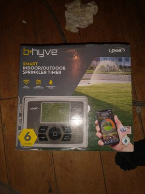 B-Hyve Smart indoor/outdoor Sprinkler Timer for Sale in Anaheim, CA