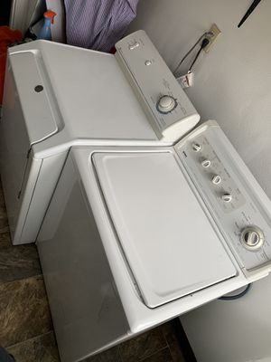 Washer and Dryer Good condition for Sale in Los Angeles, CA